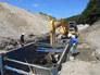 雨水排水管布設工事