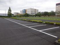 駐車場区画線修繕工事
